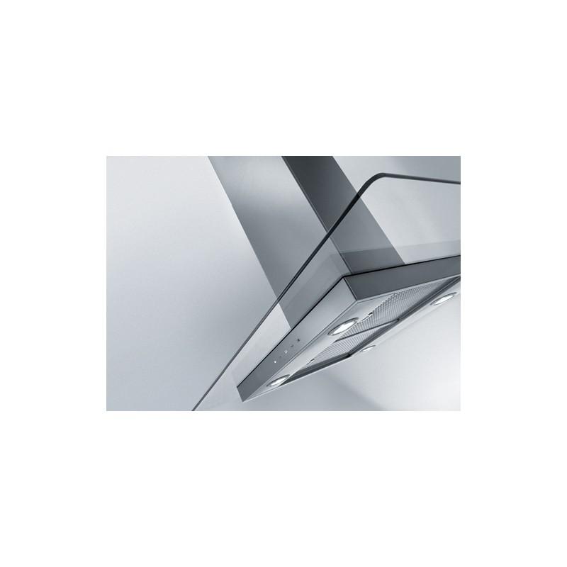 hotte ilot frank glass linear. Black Bedroom Furniture Sets. Home Design Ideas