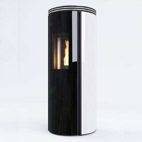 poele granul s hi fusion glass skia au meilleurs prix. Black Bedroom Furniture Sets. Home Design Ideas