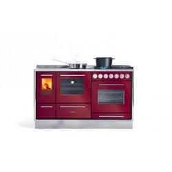 Cuisinière à bois - J.CORRADI - Moderna 150 LGE