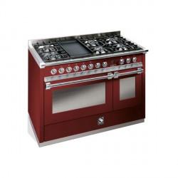 Cuisinière STEEL-Ascot 120