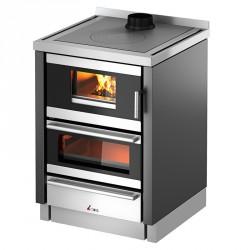 Cuisinière à bois - CADEL - KOOK 60 - 6 kw