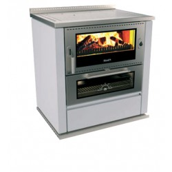 Cuisinière à bois - RIZZOLI - M80