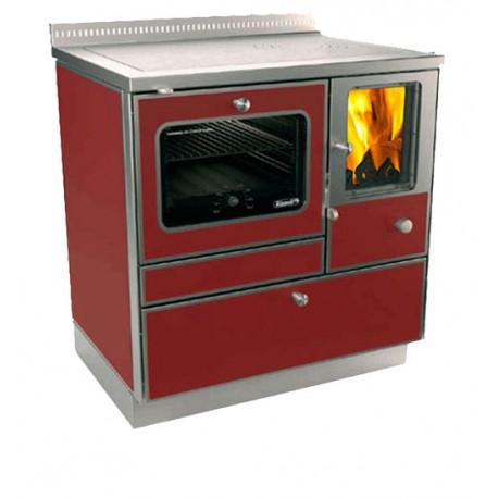 Cuisinière à bois - RIZOLI - RV 80